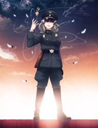 Sakuya Izayoi - Scarlet Reichguard by AFBA