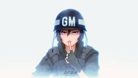 Shhh GM is watching by AFBA