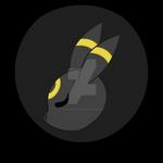 Umbreon Button