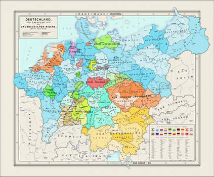 Greater Imperial Germany