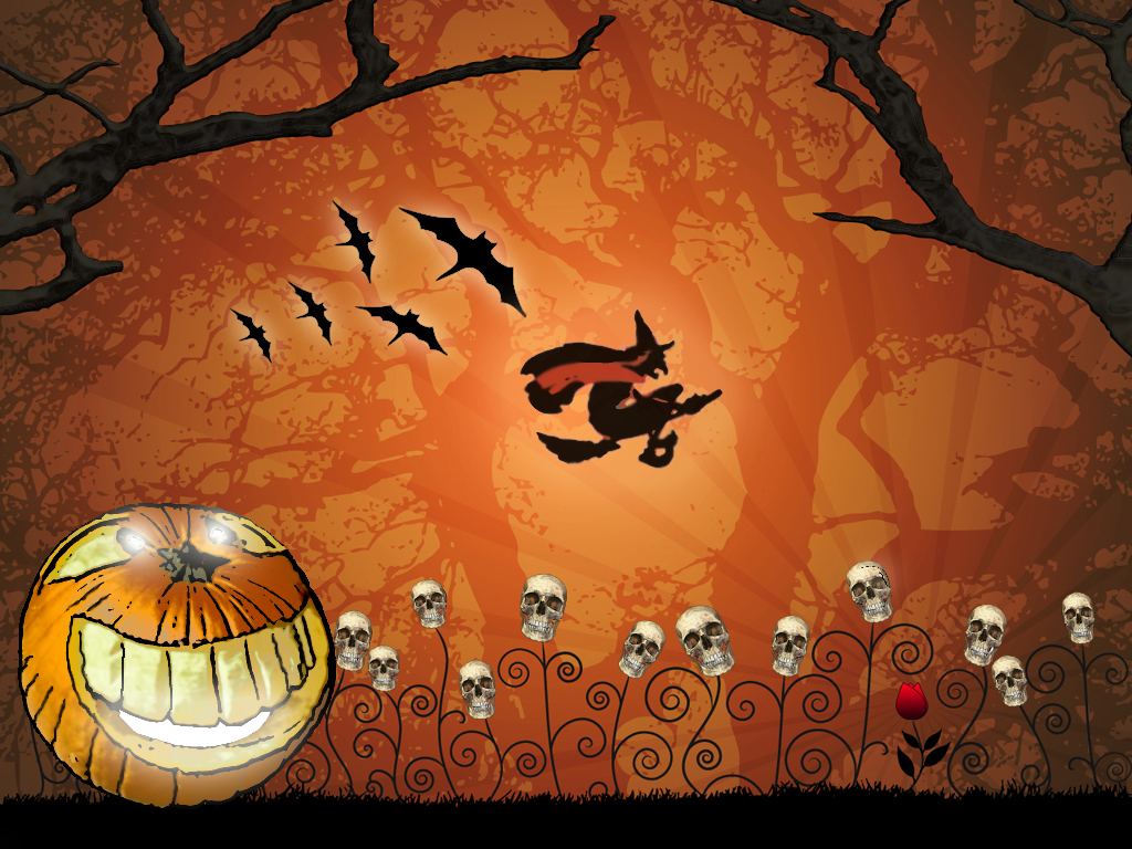 Halloween wallpaper by jlfarfan