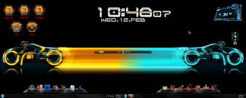 Tronish Screen shot by jlfarfan