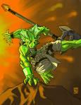 Dragonborn Legionaire
