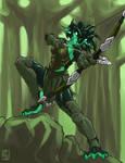 Dragonborn Ranger