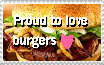Burgers stamp by PikachuFan60