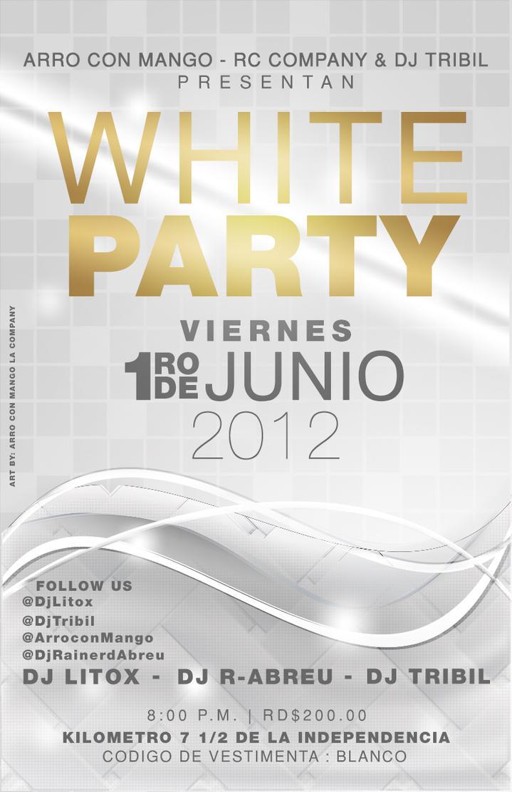 white party by arroconmango on deviantart