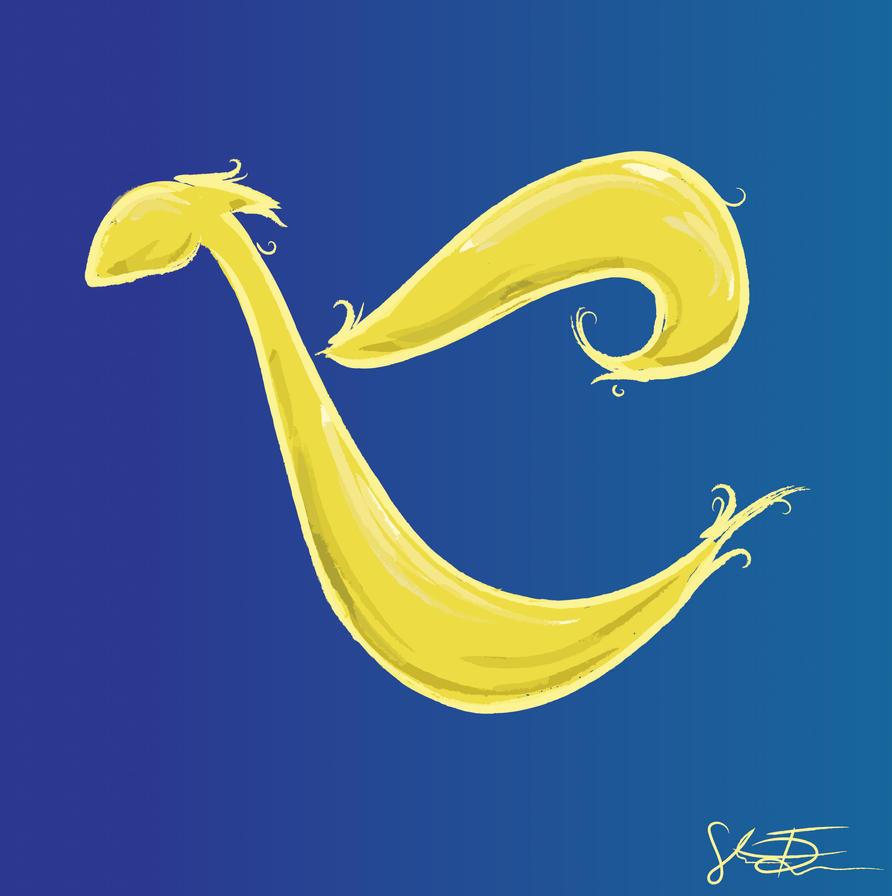Dragon Symbol by Dunn95