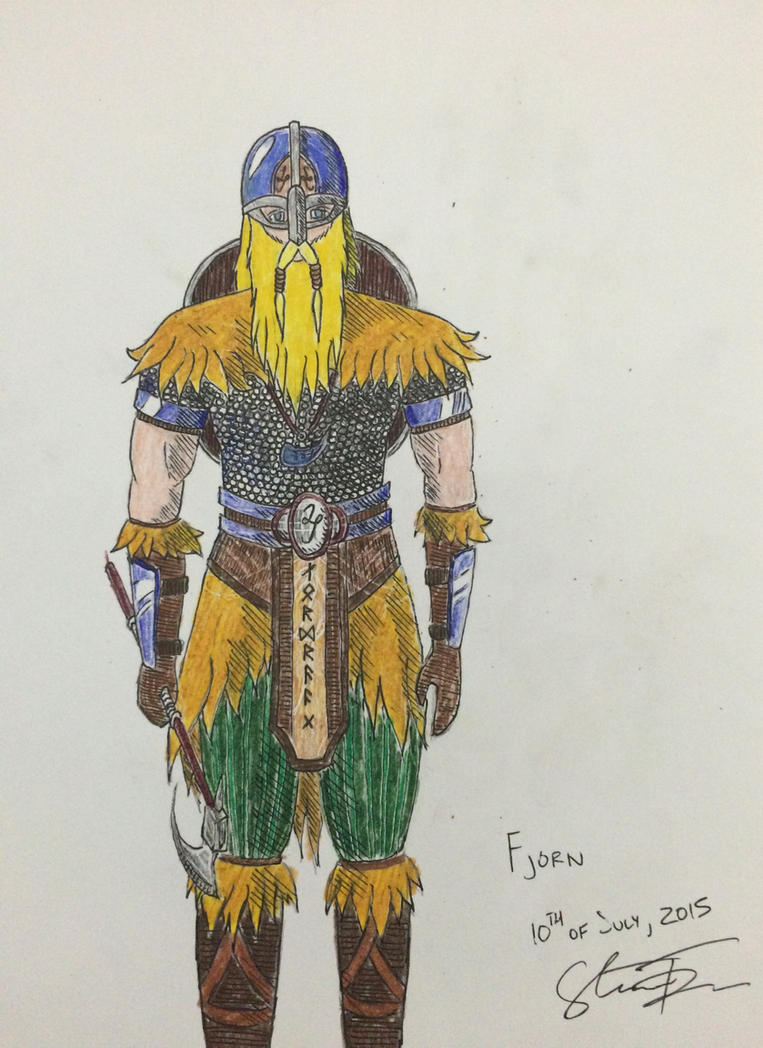 Fjorn by Dunn95