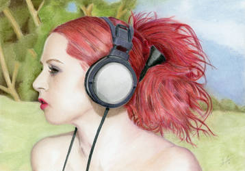 Music is life by zwendel