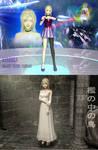 AyaBrea`s galaxy fairy cosplay by softsai