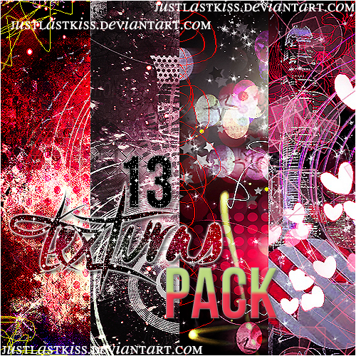 13Textures.PACK by JustLastKiss