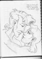 Egon and Janine by SandySchreiber