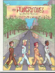 'The Hungry Ones' cover