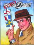 'EuroGadget' cover by SandySchreiber