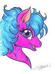 A Pony by SandySchreiber