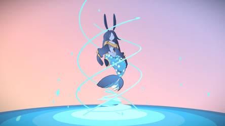 Water Elemental [Granblue Fantasy]