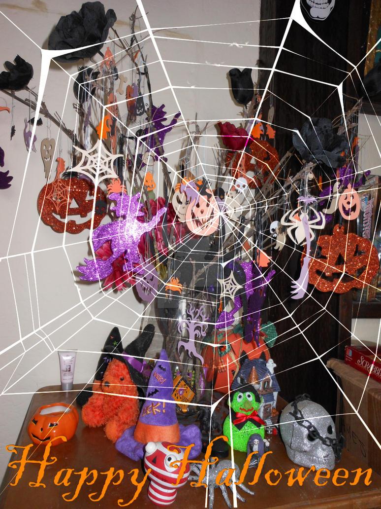 Halloween Tree II by kashmere1646
