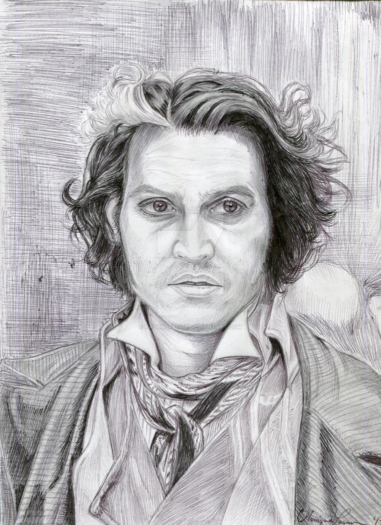 Sweeney Todd by kashmere1646