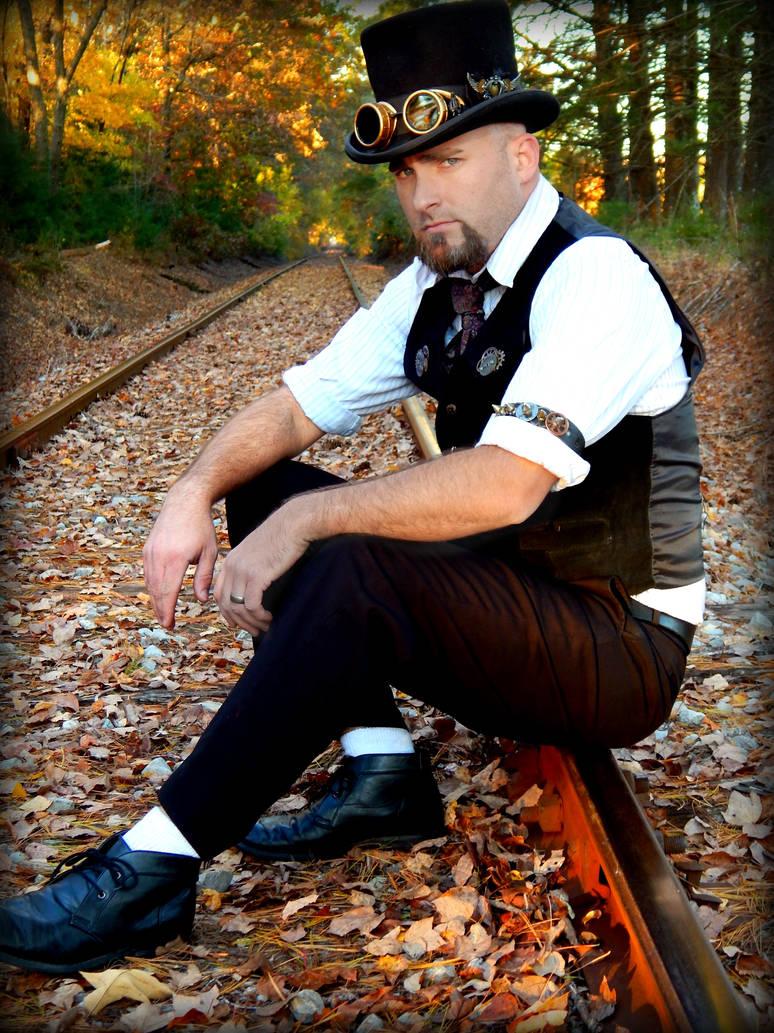 Steampunk Railroad