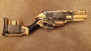 Steampunk Sledgefire Shotgun