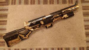 Steampunk Longstrike Rifle