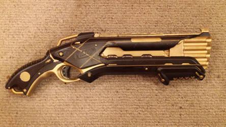 Steampunk Roughcut Shotgun