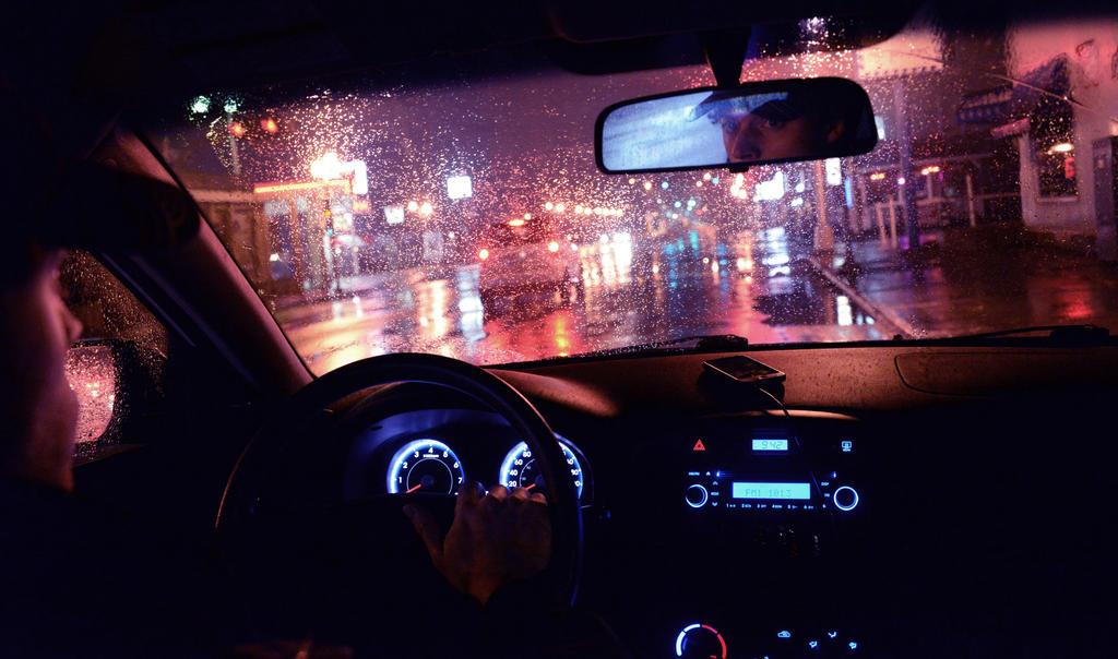 Drive IV by Xarv-Marx