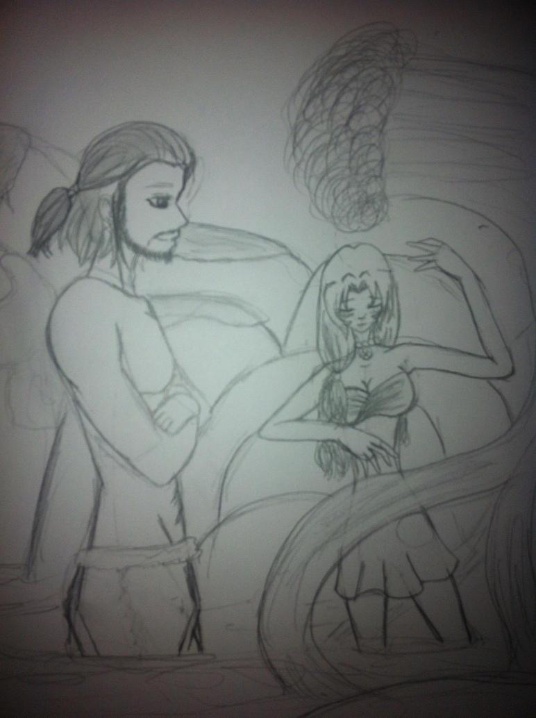 Singla's Art - Page 2 Water_bending_by_darkestic-d61mpv7