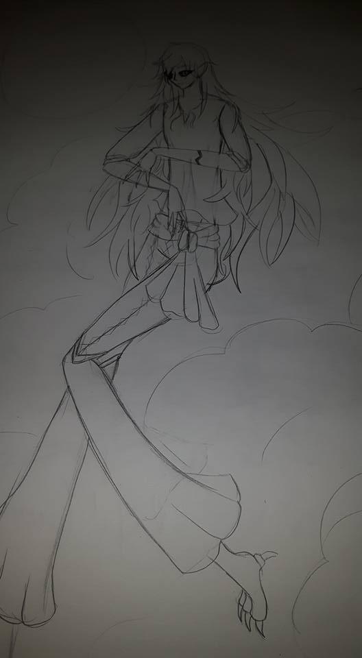 Sailor X: Rin by darkestic