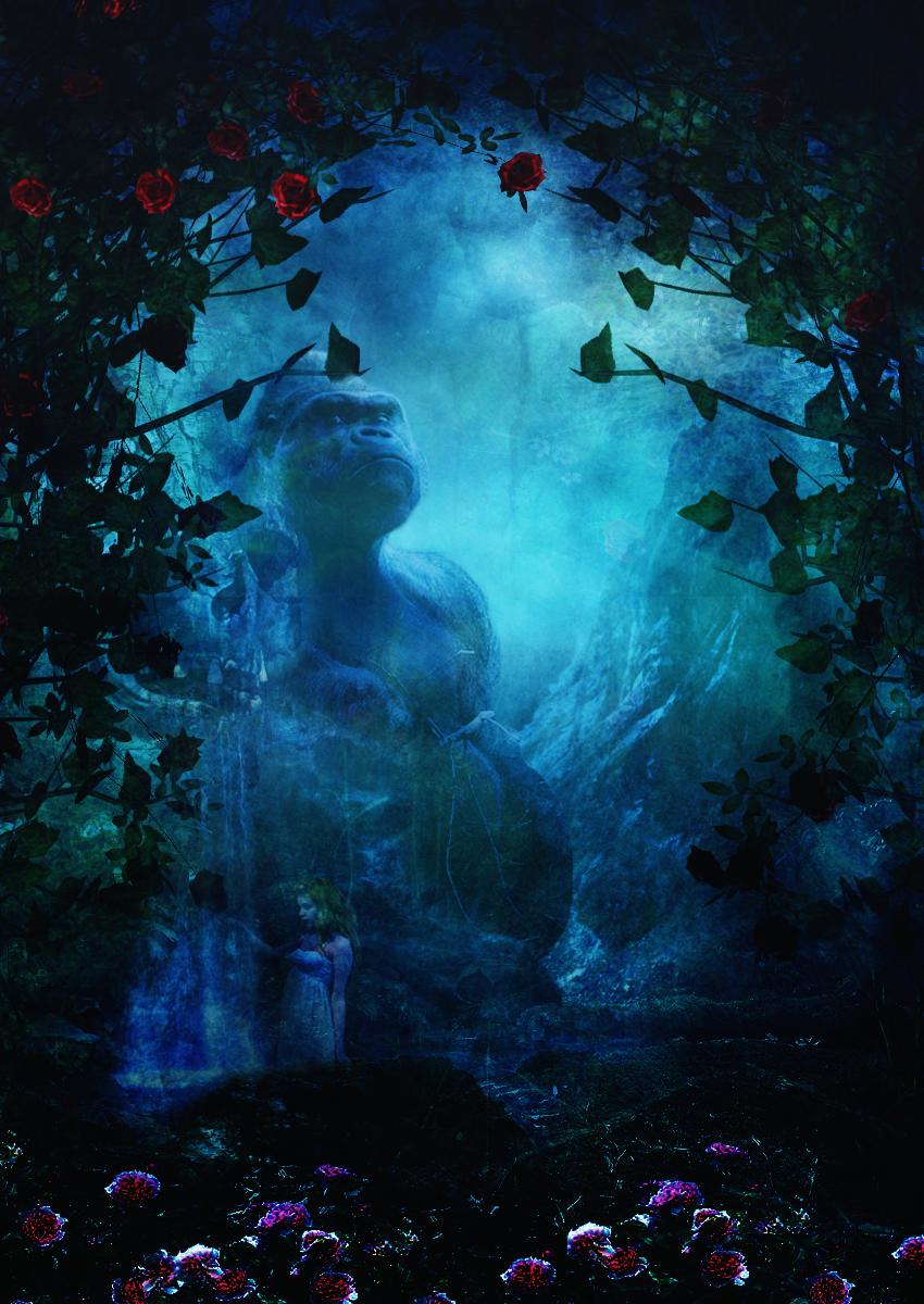 Enchanted Forest at Skulls Island by Konyliayuting