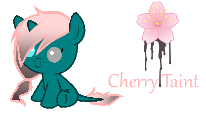 Cherry Taint by KiraNightViolet