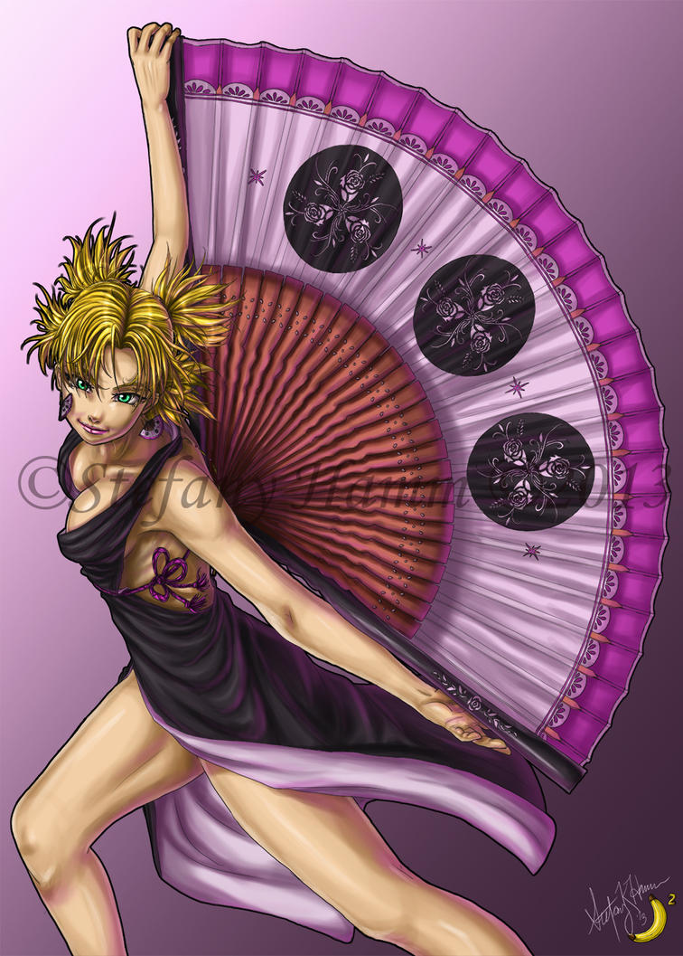 Pt. Commish-Temari by BananaWork
