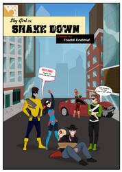 Sky Girl #1: Shake Down (PAGE 1)