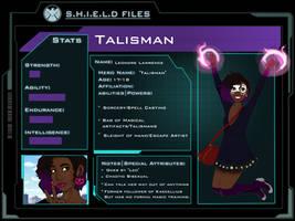 Talisman APP (Marvel OC)
