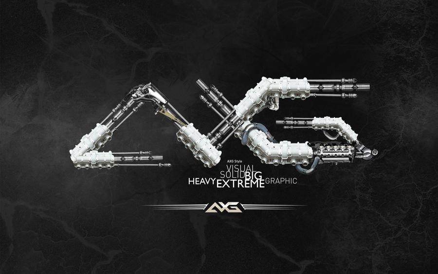 AXG Visual by alienwang