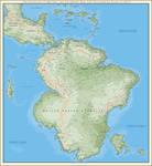 Meridia (South America) in 2016 | Earth 98