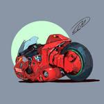 Kanedas Bike