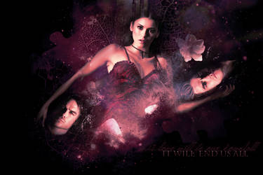Vampire Diaries - Downfall by ParalyzingLove