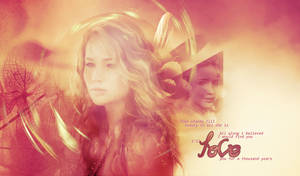 Jennifer Lawrence - A Thousand Years by ParalyzingLove