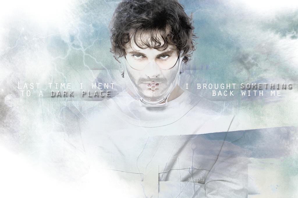 Will Graham - Dark Place by ParalyzingLove