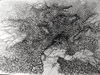 Mussel Mass by Caddisman