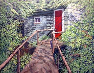 Guest House by Caddisman