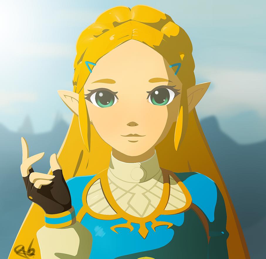 Zelda by AB-Anarchy