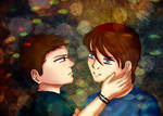 Dean and Sam by Lady-Integra