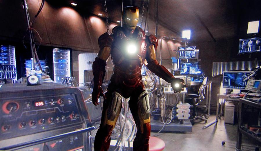Tony Stark Costume Kids