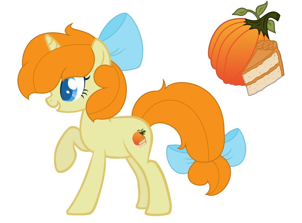 Pumpkin Cake  C Ups Pumpkin