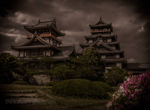Fushimi Castle, Kyoto, Japan