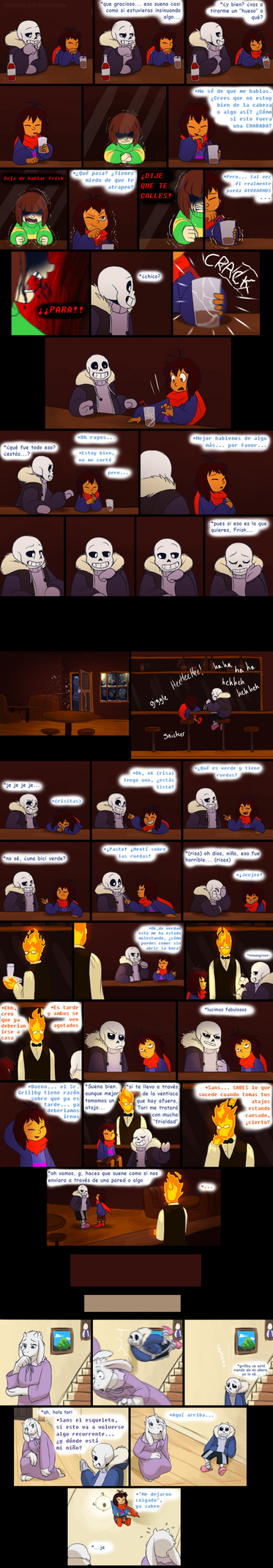 Endertale Pag 13 - by TC-96 by AlexsDragon