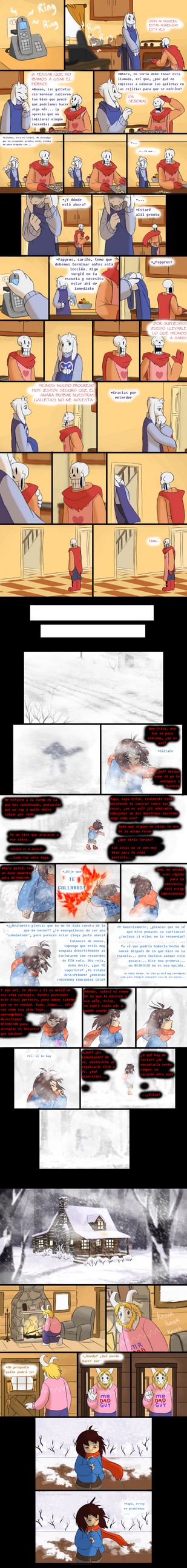 Endertale Pag 24 - by TC-96 by AlexsDragon