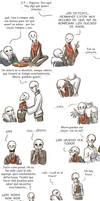 Descansa tus musculos bizcos - By Zarla